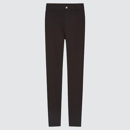 Women Ultra Stretch High Rise Leggings Trousers (Long)