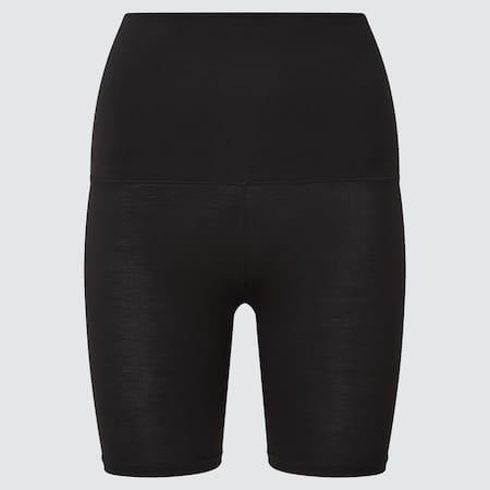 Damen HEATTECH Shorts mit hohem Bund