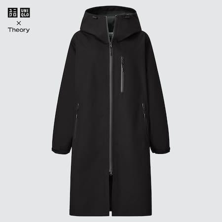 Women Theory BLOCKTECH Coat