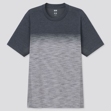 T-Shirt DRY-EX Col Rond Homme
