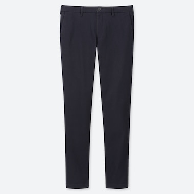 MEN SLIM FIT CHINO TROUSERS