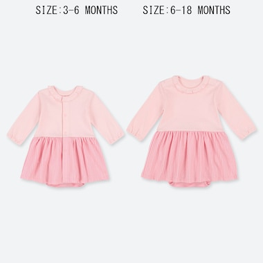 BABIES NEWBORN FRILL ALL IN ONE OUTFIT
