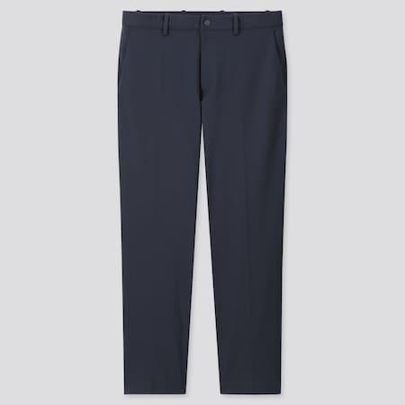 Pantaloni Alla Caviglia Eleganti Smart DRY-EX Ultra Elasticizzati Uomo