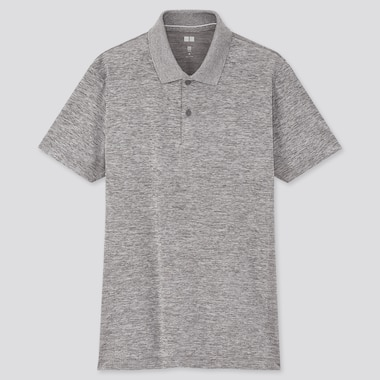 Men DRY-EX Polo Shirt