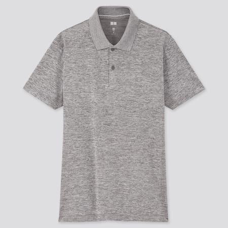 Men DRY-EX Polo Shirt