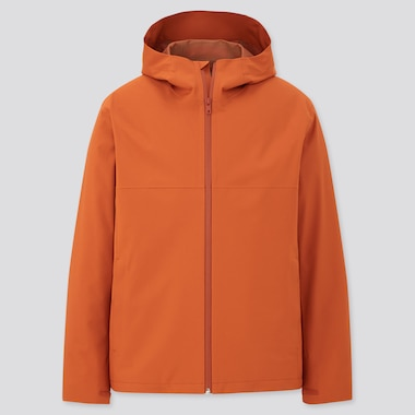 BLOCKTECH Hooded Parka