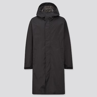 Men BLOCKTECH Lightweight Hooded Coat