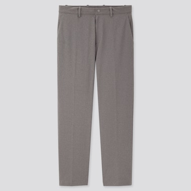 Men Smart DRY-EX Ultra Stretch Ankle Length Trousers (Long)