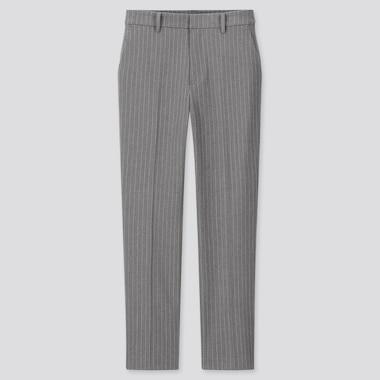 Pantalón Smart Tobillero Rayas Mujer
