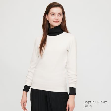 Damen HEATTECH Fleece Langarmshirt mit Stretch