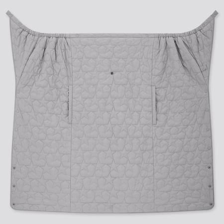 Babies Light Warm Padded Two-Way Blanket
