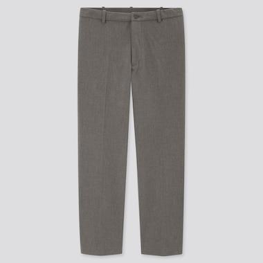 Pantaloni Alla Caviglia Eleganti Smart Uomo