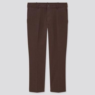 Men Smart Comfort Cotton Ankle Length Trousers (Long)