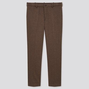 Men Smart Comfort Jersey Ankle Length Trousers (Long)