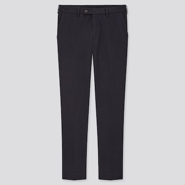 Pantalon Smart Rayé HEATTECH Homme