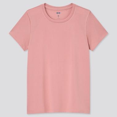 Camiseta DRY-EX Cuello Redondo Mujer