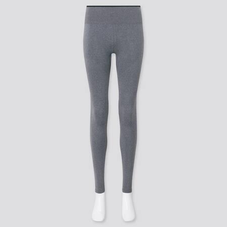 Damen High Waisted AIRism Seamless Support Leggings