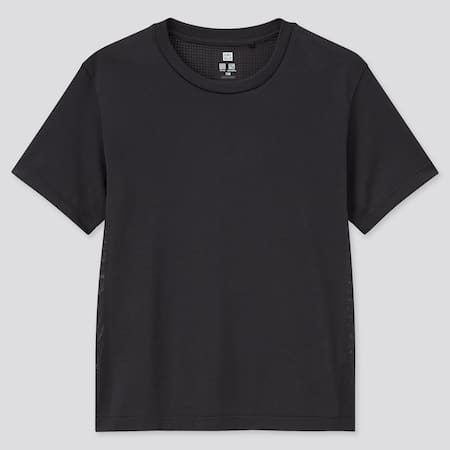 T-Shirt DRY-EX Col Rond Enfant