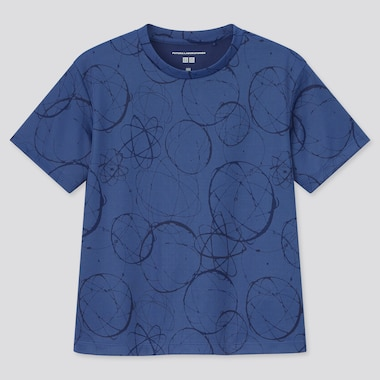 Kids DRY-EX Crew Neck Short Sleeved T-Shirt (Futura Laboratories)