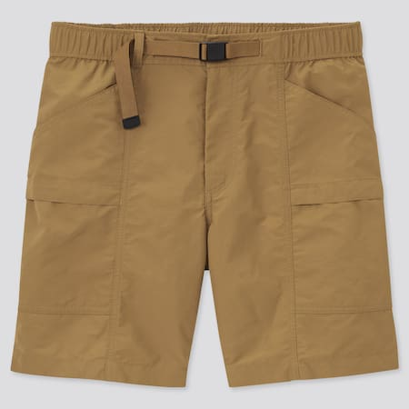 Nylon Utility Geared Shorts