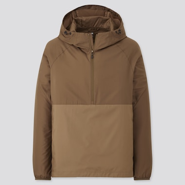 UV Protection Anorak Pocketable Parka