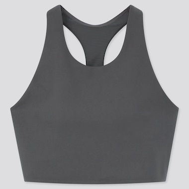 Women Racer Back Active Wireless Bra