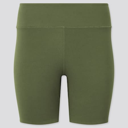 Damen AIRism Soft Active Shorts