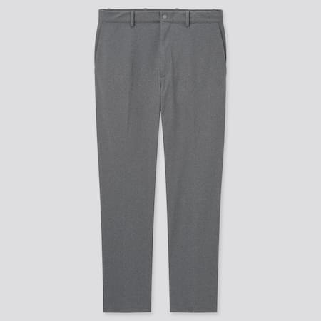 Men Smart Comfort Ultra Stretch Ankle Length Trousers (Long)