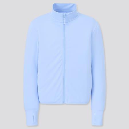 Kids AIRism UV Protection Mesh Jacket