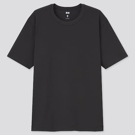 Herren DRY-EX T-Shirt in Baumwolloptik