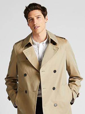 0248ccad0 Men's Coats & Jackets | UNIQLO