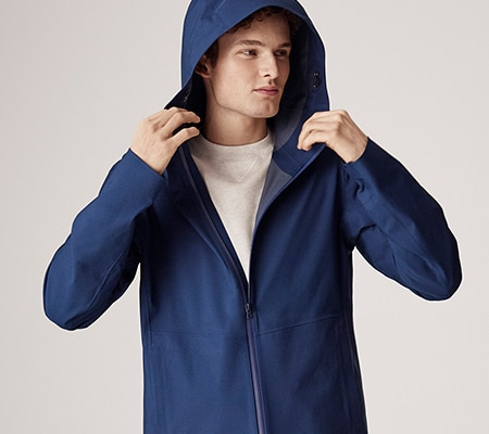 Abrigos y chaquetas de hombre | UNIQLO