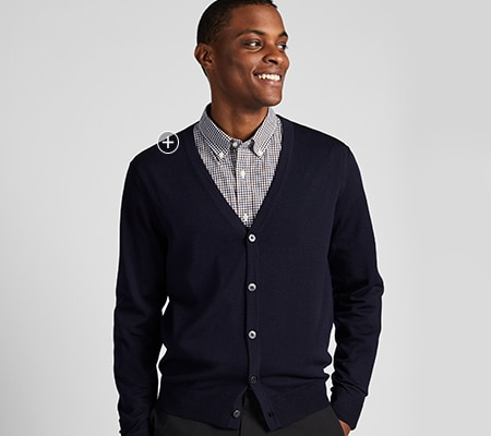 df4e3d4c76e553 Men's Jumpers & Cardigans | Cashmere, Merino & Cotton | UNIQLO