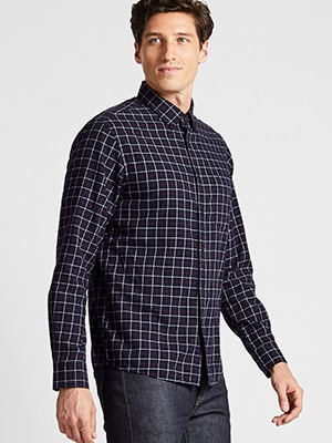 45d2fde7db Men's Shirts | UNIQLO