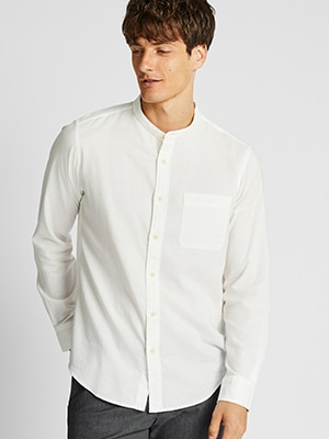 SOFT TWILL REGULAR FIT SHIRT