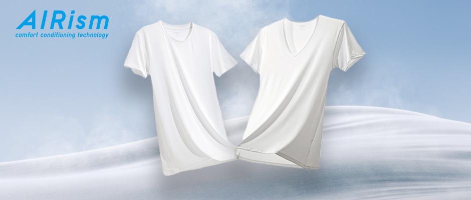 AIRism T-Shirts