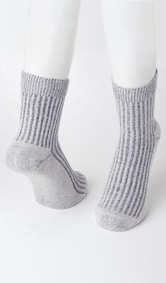 Halblange Socken