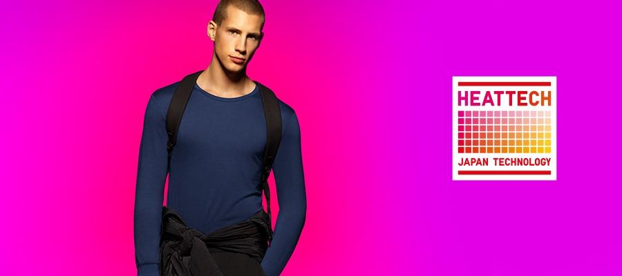 Vêtements thermiques Homme
