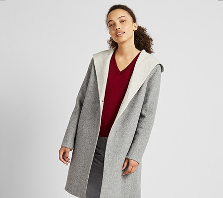 Manteau femme couleur pastel