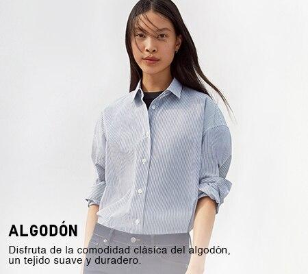 788f1e1985e Camisas y blusas de mujer | UNIQLO ES