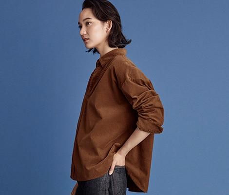 best service e36b3 dd590 Camicie & Bluse da Donna | Flanella, Cotone & Lino | UNIQLO