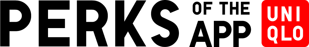 Perks of the UNIQLO App