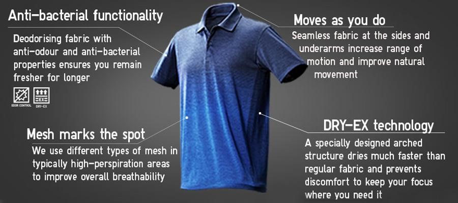 29cb1427 Men's Polo Shirts   UNIQLO