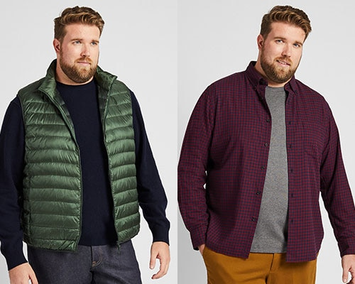comprar chaquetas de hombre talla grande en españa