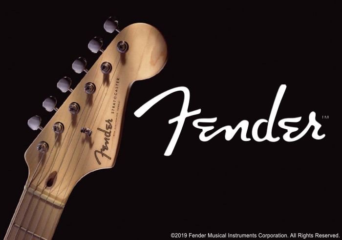 THE BRANDS FENDER: DISPONIBILE ORA