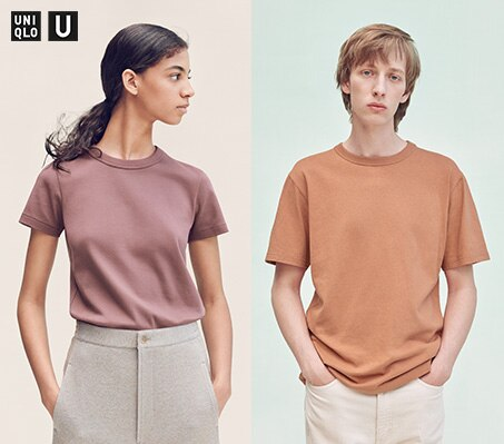 UNIQLO U HERBST/WINTER 2019: NEUE T-SHIRTS & OBERTEILE