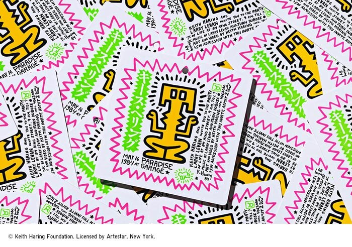 KEITH HARING PARTY OF LIFE | AVAILABLE NOW
