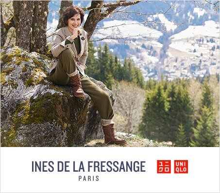 INES DE LA FRESSANGE COLLECTION A/H 2019 : DISPONIBLE LE 29 AOÛT