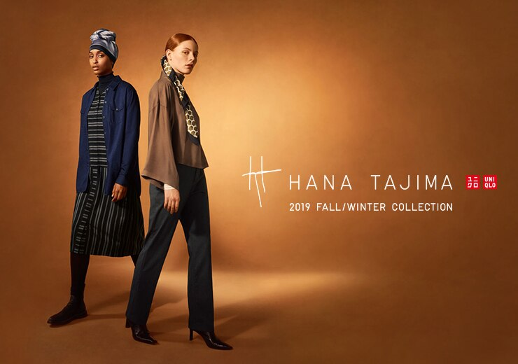HANA TAJIMA FALL/WINTER 2019