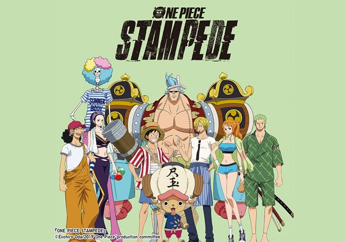ONE PIECE: STAMPEDE | AVAILABLE NOW